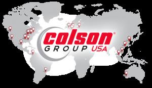 Colson Group USA Global Map