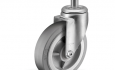 Colson 3 Series Round Stem Swivel Caster