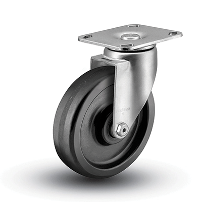 Colson 3 Series Swivel Top Plate Caster