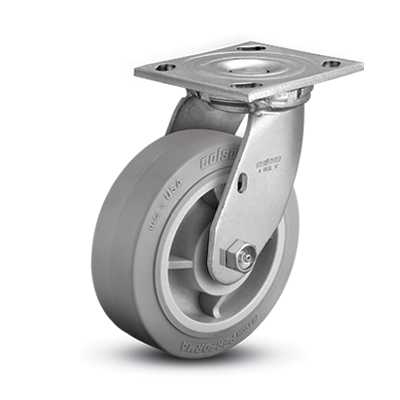 Colson 4 Series Swivel Top Plate Caster