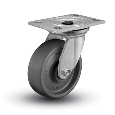 Colson 6 Series Swivel Top Plate Caster