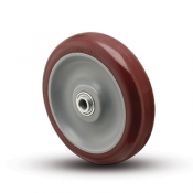 Colson Encore Ecopoly Polyurethane Wheel with capacity to 300 pounds