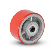 Colson Encore Moldon Polyurethane Wheel on Cast Iron core with capacity up to 2800 pounds