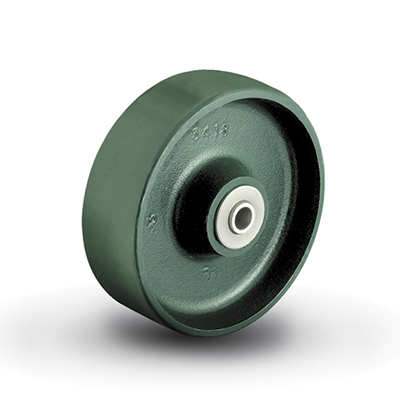 Colson Forged Steel wheel with capacities up to 2500 pounds