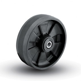 Colson Maxim thermoplastic wheel with capacity up to 1400 pounds