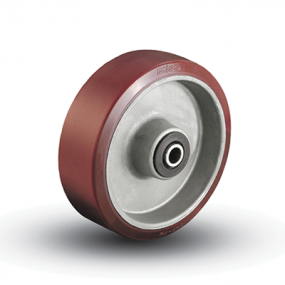 Colson Moldon Polyurethane on Aluminum Core wheel with capacity to 1500 pounds