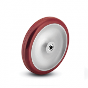 Moldon Polyurethane HI-TECH Wheel with capacity to 300 pounds