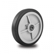 Colson Performa Hand Truck Wheel Round Tread with capacity to 350 pounds