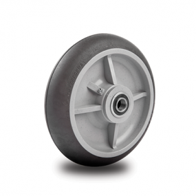 Colson Performa Hand Truck Wheel Round Tread with capacity to 500 pounds