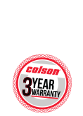 Colson 4 and 6 Series Casters feature a 3-Year Warranty