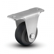 Colson 1 Series Small Top Plate Rigid Caster