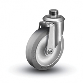 Colson 2 Series Pipe Thread Stem Caster
