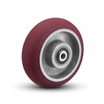 Colson Conquest Ergonomic polyurethane wheel with capacities up to 1500 pounds