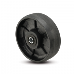 Colson Encore Glass-filled Nylon wheel with capacity to 1120 pounds