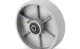 Colson Encore Cast Iron Wheel with capacity up to 1500 pounds