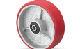 Colson Encore Moldon Polyurethane Wheel on Cast Iron core with capacity up to 1200 pounds