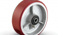 Colson Moldon Polyurethane on Cast Iron Core wheel with capacity to 3500 pounds