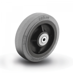 Colson Performa Conductive Wheel Flat Grey Tread with capacity to 500 pounds
