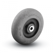 Colson Performa Conductive Wheel Round Grey Tread with capacity to 250 pounds