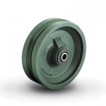 Colson V-Groove wheels with capacities up to 6000 pounds