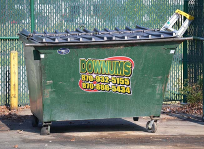 Colson and Downum's Waste Services Clean Up