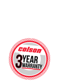 Colson 1 Series Casters feature a 3-Year Warranty